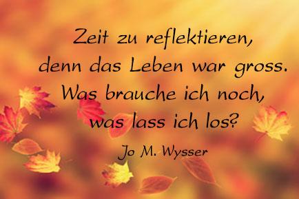 Herbstgedanken Gedichte Und Zitate